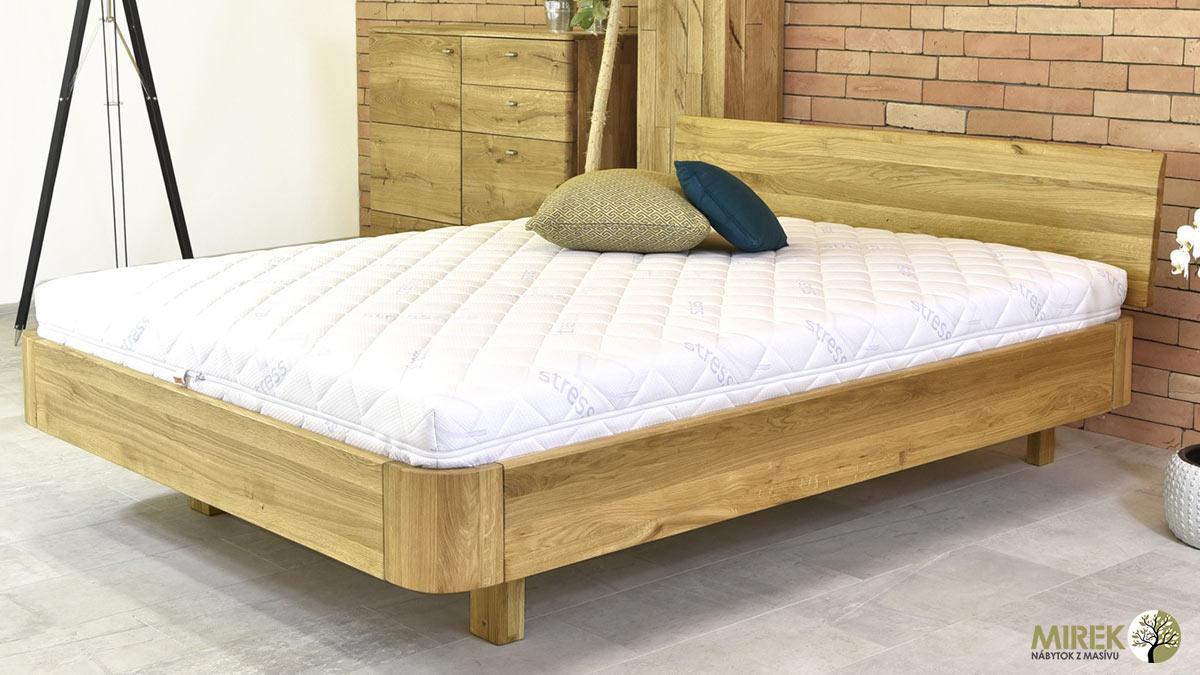 cb63a5136e69 Postele z masívu  najžiadanejšie drevené postele 2018